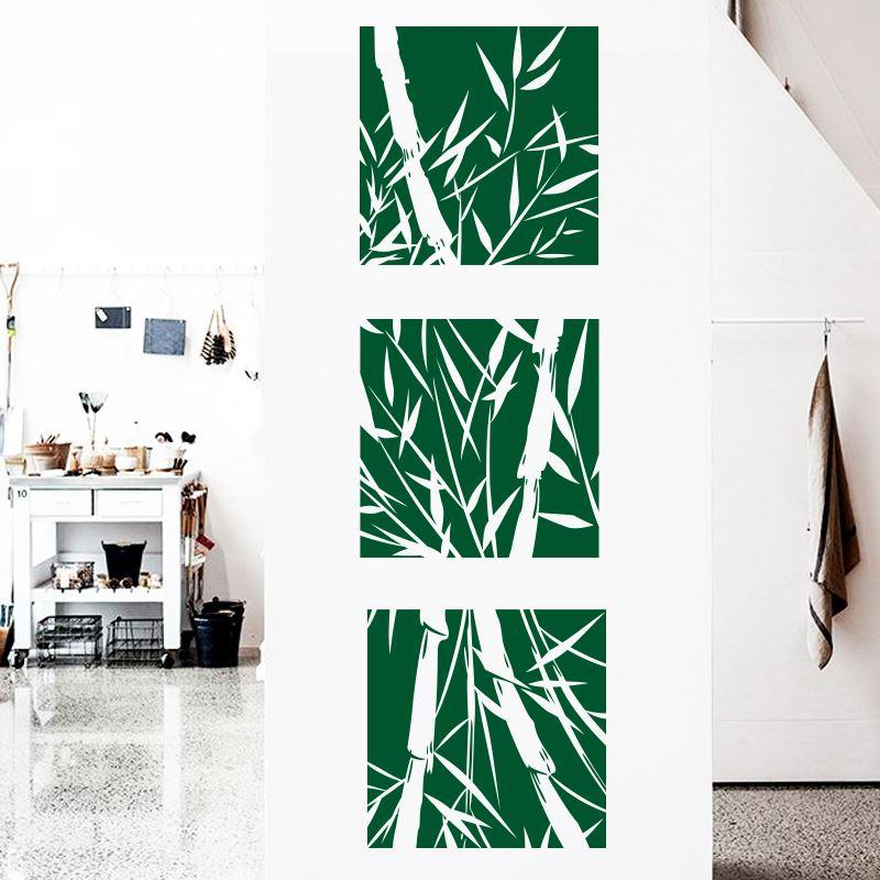 art sticker 2015 new designcheap waterproof home decor bamboo wall stickers beautiful plant decal for living room or bedroom bedroom decals for adults