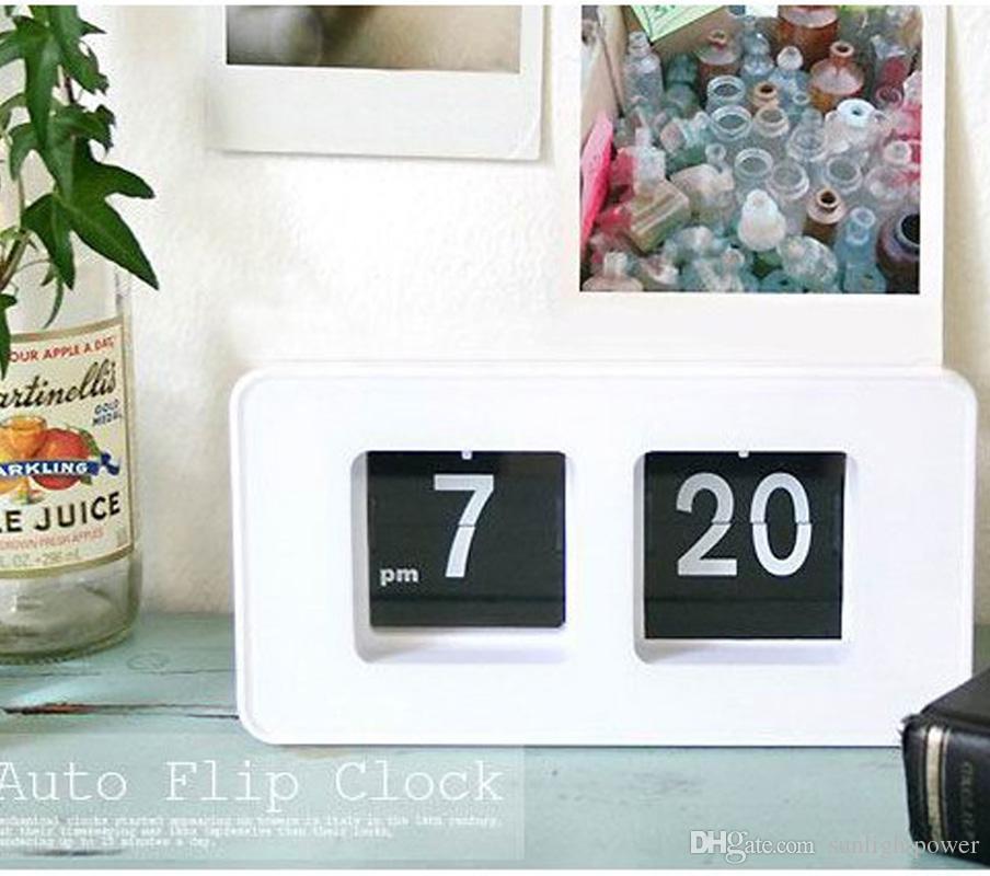 Divertente orologio da tavolo contemporaneo Desktop Time Alarm LED Digital Clock regali, vacanze, promozioni aziendali, decorazione della casa