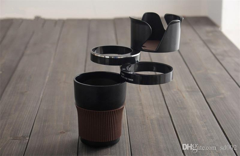Drink Holders Car Storage Articles For Convient Design Sunglasses Mobile Phone Cup Holder Rotatable Multi Color 15fx C R