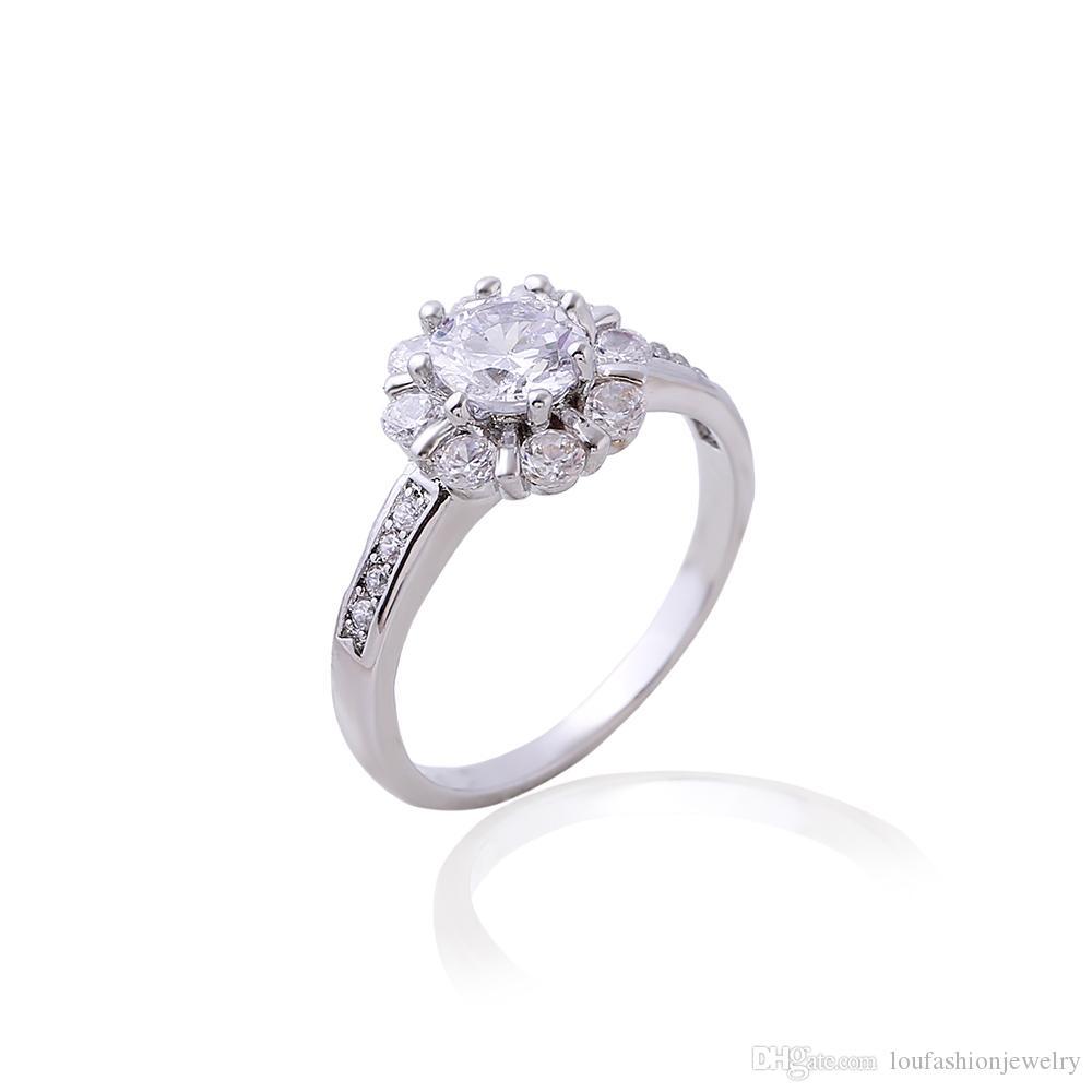 99b7542dd4f cubic zirconia rings Women s Fashion Rings For Women 925 sterling silver  rings for women with CZ