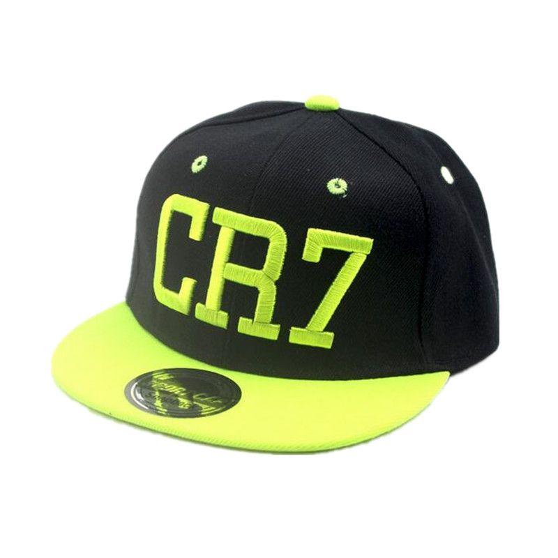 New Summer Children Ronaldo CR7 Baseball Cap Hat Boys Girls MESSI Snapback Hats Kids Sports Neymar NJR Hip Hop Caps