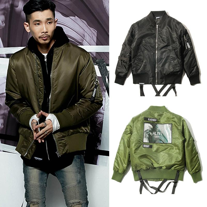Wholesale Good Quality Ma1 Bomber Jacket Flight Jackets Limit ...