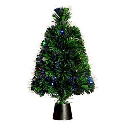 45cm holiday optical fiber artificial mini christmas tree colorful lights small christmas tree desktop craft bar decoration christmas tree christmas
