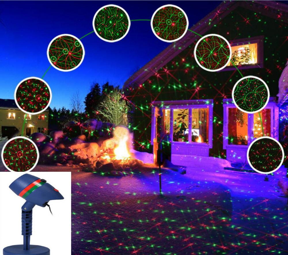 of spotlights graphics projector lighting christmas led lightshow projection home fresh light lights outdoor design unique projectors