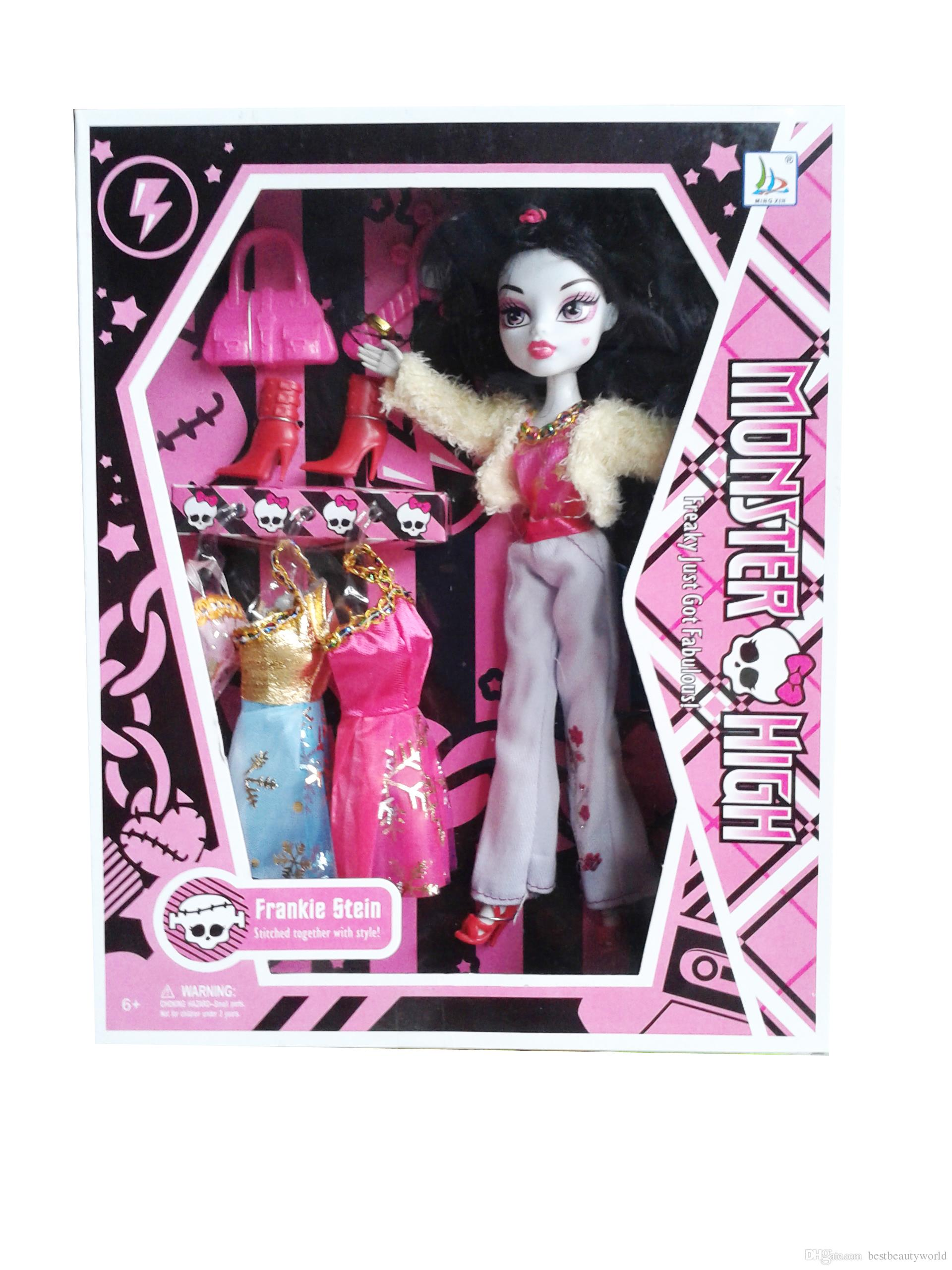 2015 New Popular Princess Girl Toys Dolls With Clothes And ...