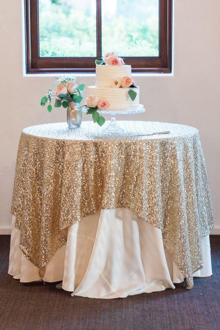 average size of wedding cake table great gatsby wedding table cloth custom size and 10946