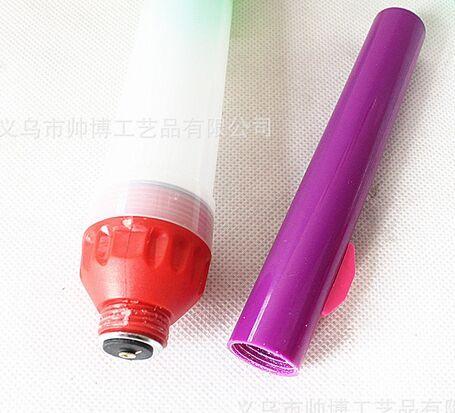 LED Glow Stick Flash Light Toy Espada fluorescente Carnaval Juguetes LED Light Sticks Luminous Sticks LED Cheer Props