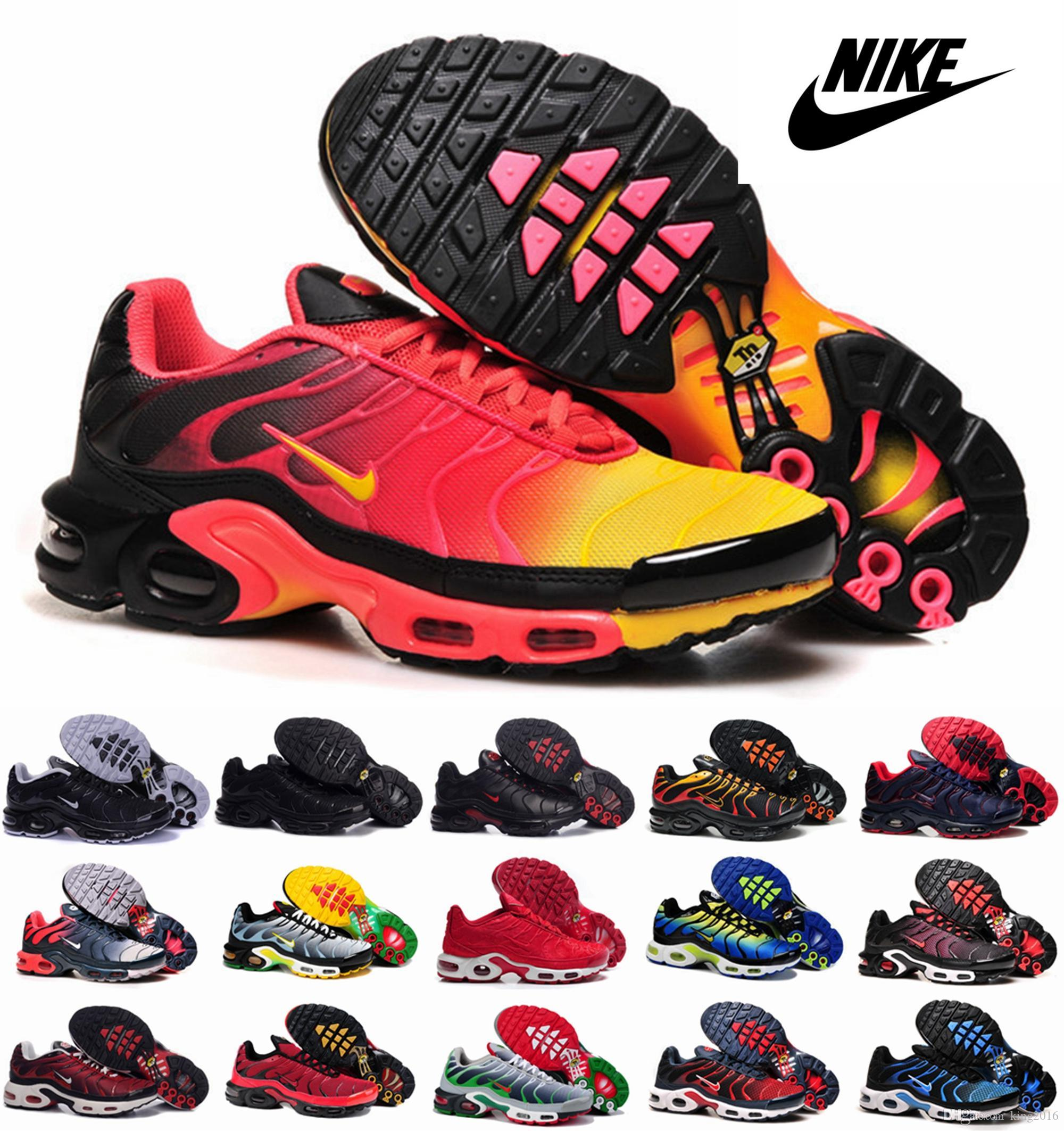 f05d9214e1a267 Nike Air Max 2015 Tn Men Running Shoes, Cheap 100% Original Cheap Good  Quality