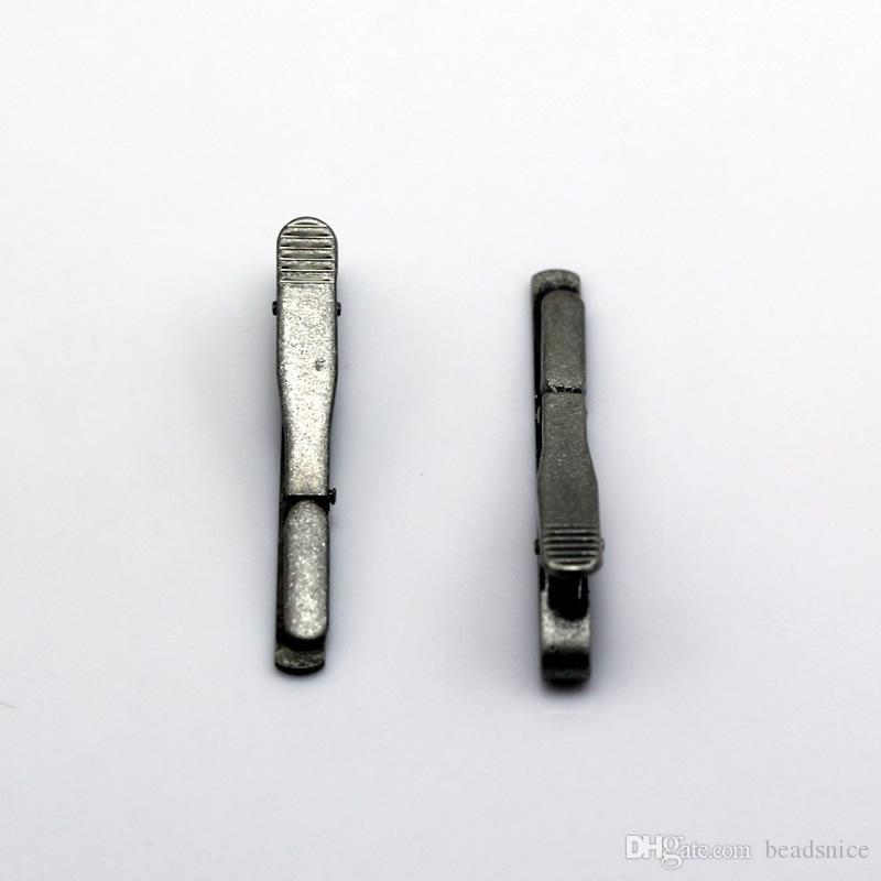 BeadSnice ID24983 Tie Clip Messing Hoge Kwaliteit Goedkope Tie Clips Groothandel Perfect Cadeau voor Mannen Nikkel-Free Lead-Safe