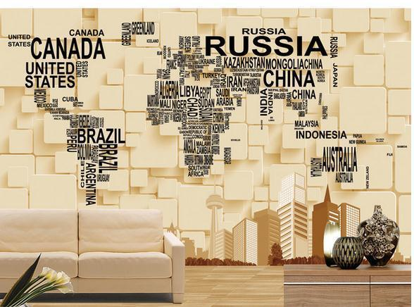 Customize wallpaper papel de parede 3d three dimensional mural customize wallpaper papel de parede 3d three dimensional mural backdrop creative world map 3d wallpaper free shipping4747 high resolution wallpaper high gumiabroncs Image collections