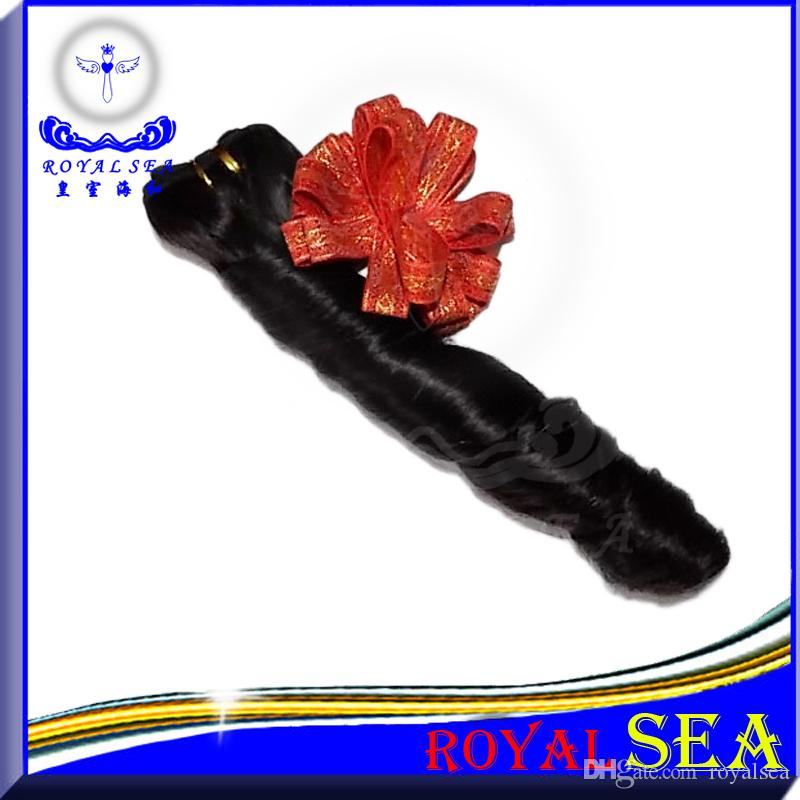 Brazilian Spring Curl Virgin Hair Extension Brazilian Hair Weave Bundles Curly Natural Black Curly Weave Human Hair