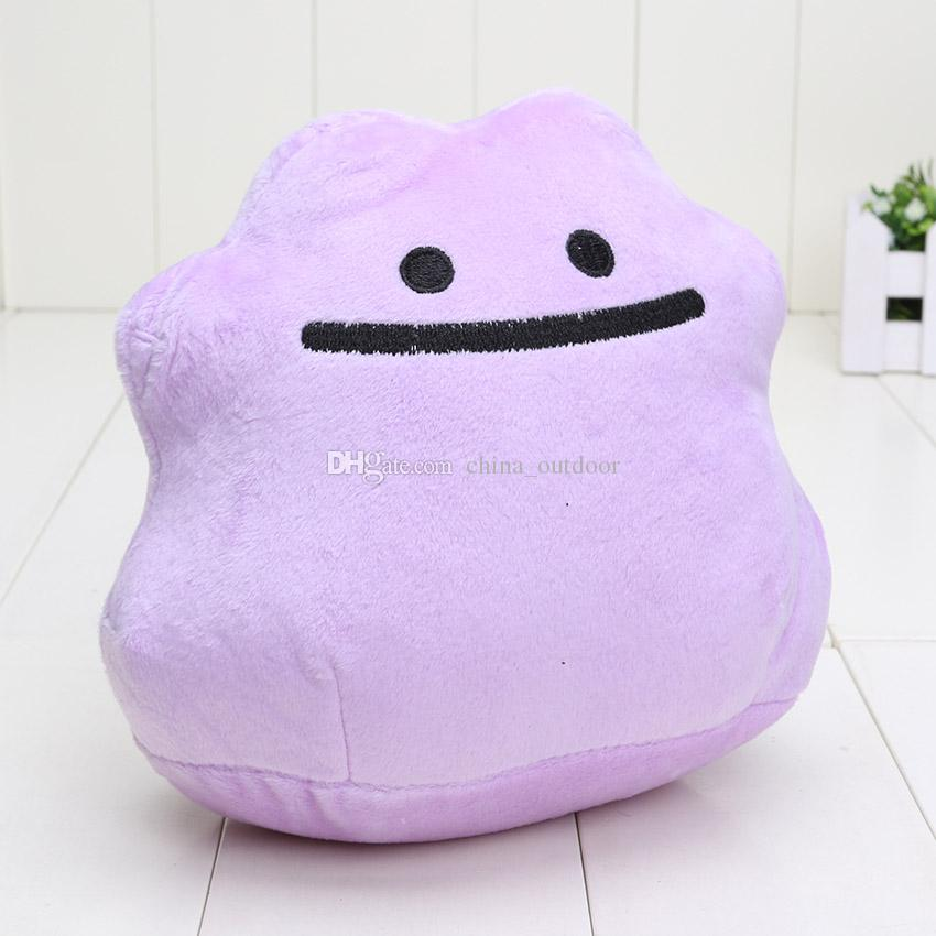 16cm Pocket Center Ditto New Cute Plush Doll Stuffed Fashion Soft Toy Ditto For Kids Best Gift