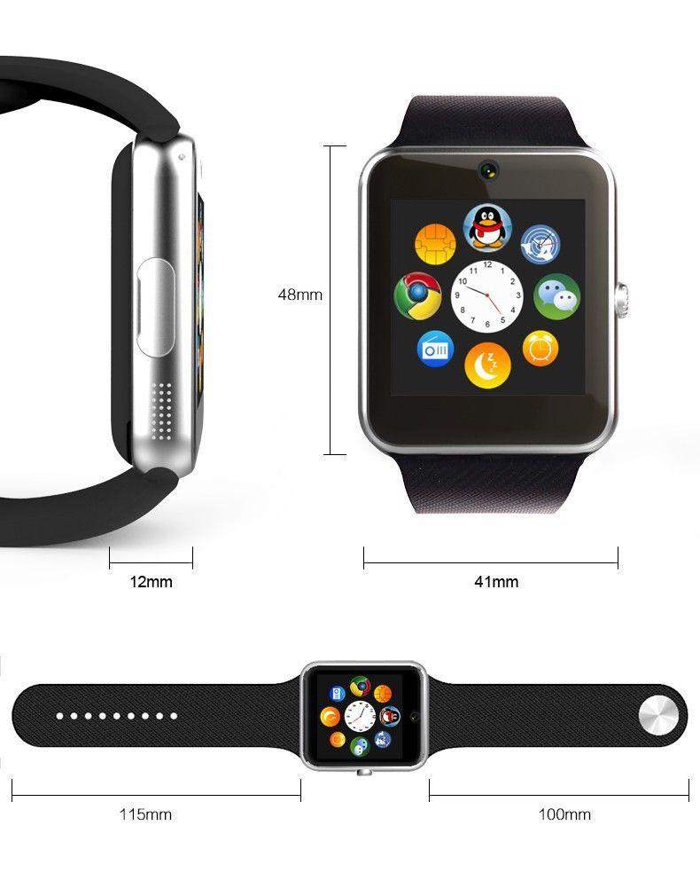 gt08 smart watch app