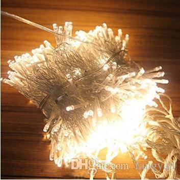 3M x 3M 300LED Natal do Xmas de corda de fadas do casamento da cortina Luzes / transporte Lâmpada Luz Iluminação gratuito