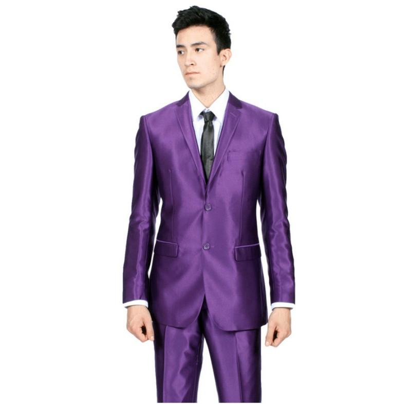 Prom Suits Purple - Go Suits