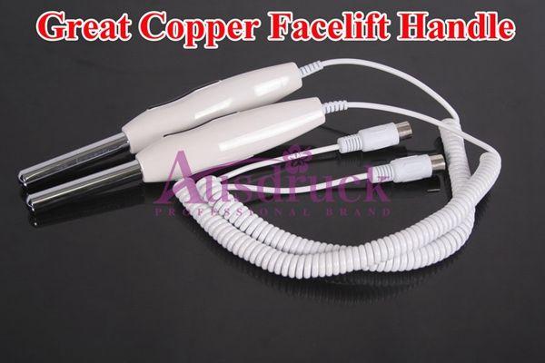 Skin Spa Salon Microcurrent Face Lift Facial Machine Toning Bio Skin care hot cold hammer Galvanic equipment High quality
