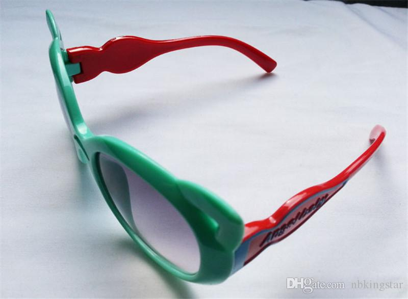 Fashion Cute Cat Eye Sunglasses Protective Children Sunglasses Kids Sunglasses For Girls And Boys Beach Outdoor Accessories Eyewear