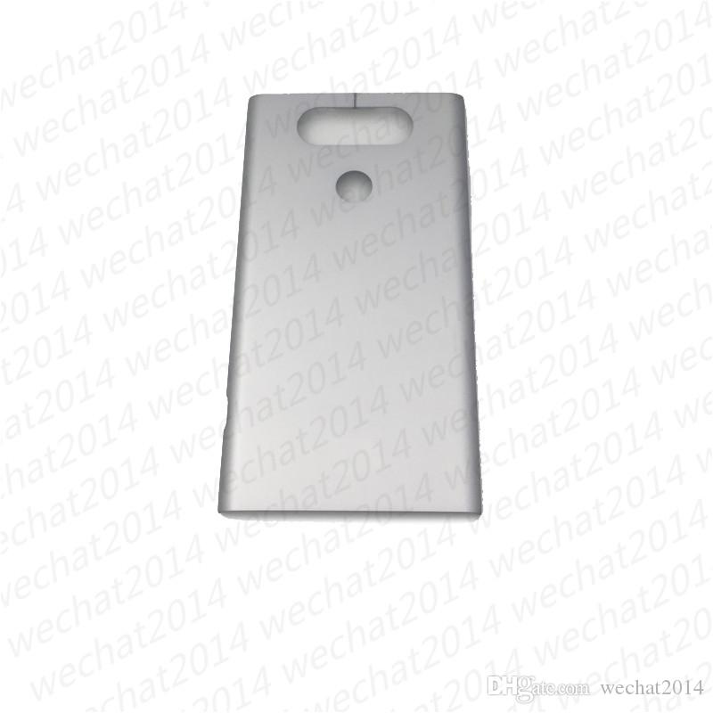 30PCS New Back Cover Housing Door Battery Cover Replacement Parts for LG  V20 H990 H910 free DHL