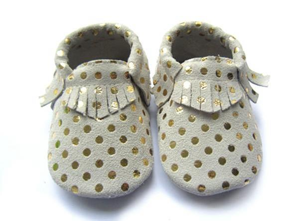 Kinghooshoes atacado de alta qualidade Mocassins de couro do bebê crianças chevron moccs sapatos de bebê sandálias franja sapatos 2016 new designed moccs