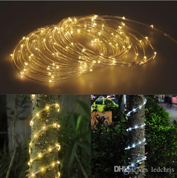 10m 100 leds solar led string strip light waterproof copper wire 10m 100 leds solar led string strip light waterproof copper wire string lights warm white cool white for outdoor christmas party c9 led christmas light mozeypictures Gallery
