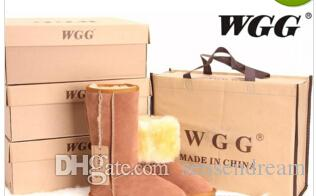 ALL model in stock High Quality WGG Women's Classic tall Boots Womens boots Boot Snow boots Winter leather boot US SIZE 5---13