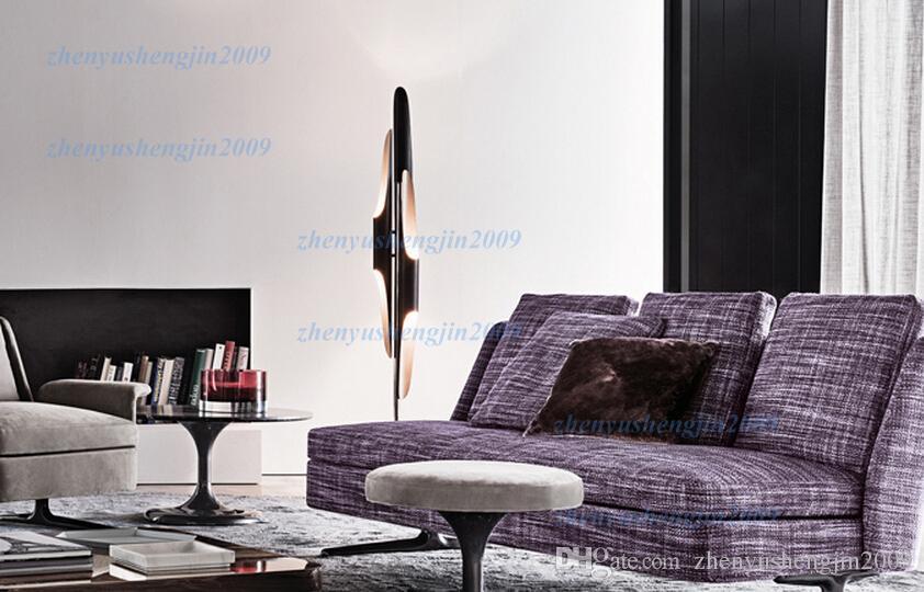 delightfull Coltrane LED floor lamp lighting nordic design modern floor light novelty fixture living room sofa side floor lighting