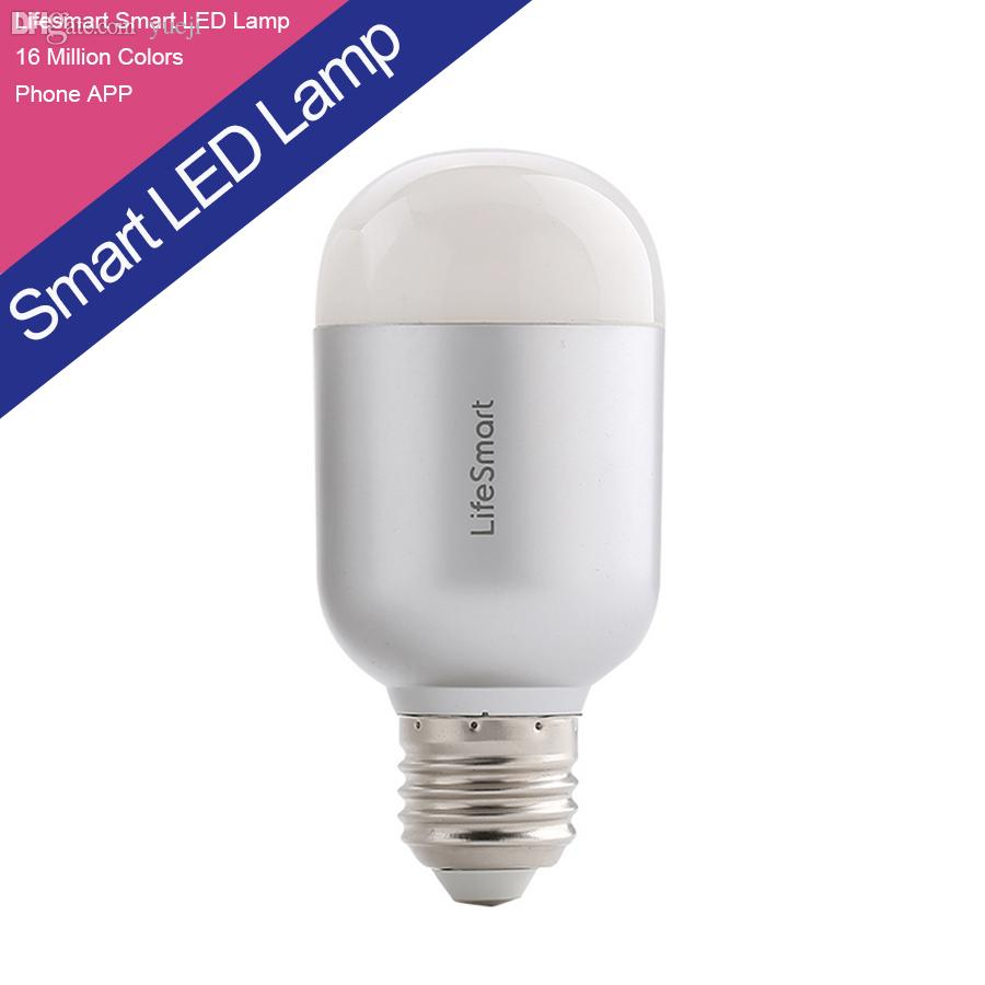 Wholesale Lifesmart Home Automation System Smart Led Bulb Dimmable ...