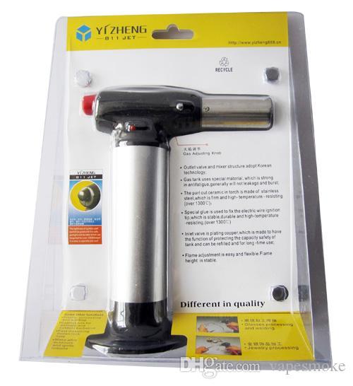 Click N Vape Sneak Ein Vape Sneak eine toke rauchende Metallpfeife Vaporizer Wind Proof Torch Feuerzeug Gasfeuerzeug