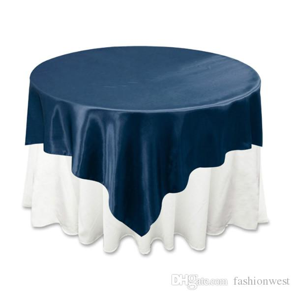 Table Sashes Masquerade Party Supplies Table Cloth Satin Noble Tablecloth Overlay Square Top Banquet Tablecloth Illusion Wedding Party Hotel