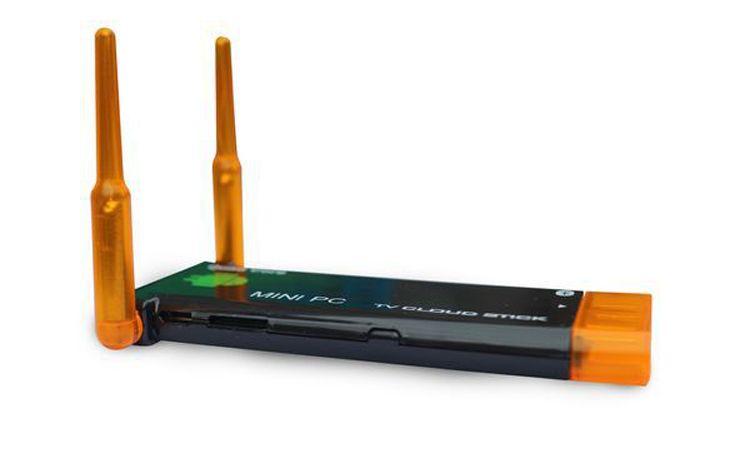 Dual Antena Sinal Forte CX919 II Quad Core Mini PC Android 4.4 Smart TV vara 2 GB / 8 GB WiFi HDMI Bluetooth CX919II J22