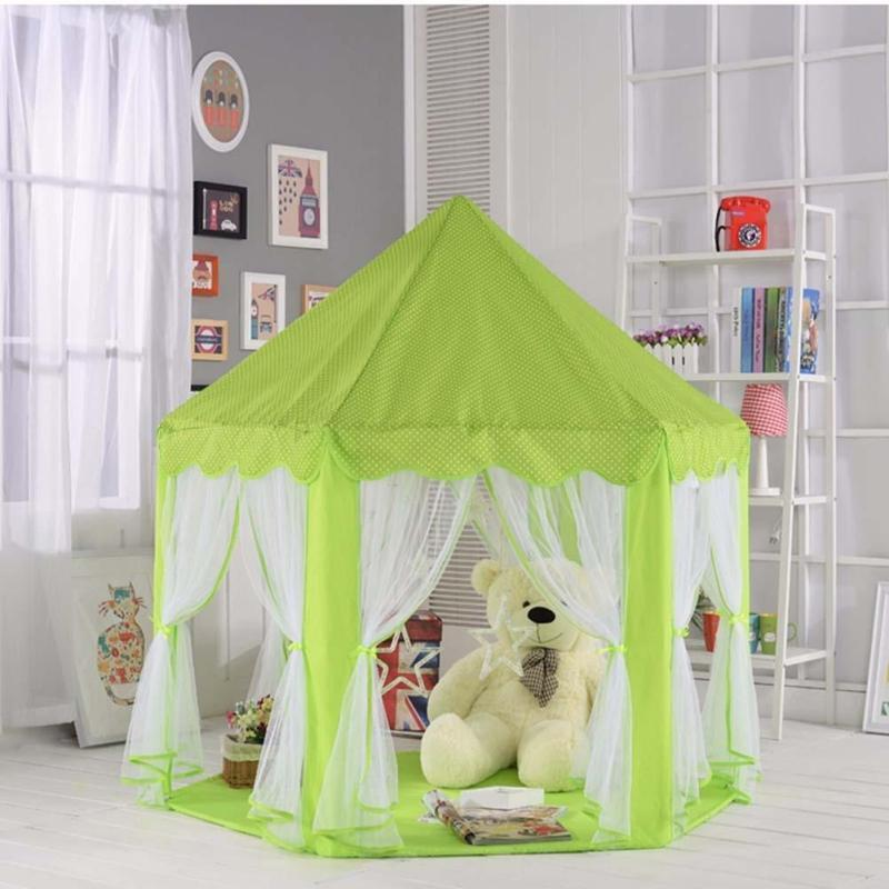 Portable Baby Kids Toy Tent Princess Outdoor Garden Activity Play House Foldable Princess Castle Kids Living Room Decor Gift D3 Minnie Mouse Tent And Tunnel ...  sc 1 st  DHgate.com & Portable Baby Kids Toy Tent Princess Outdoor Garden Activity Play ...