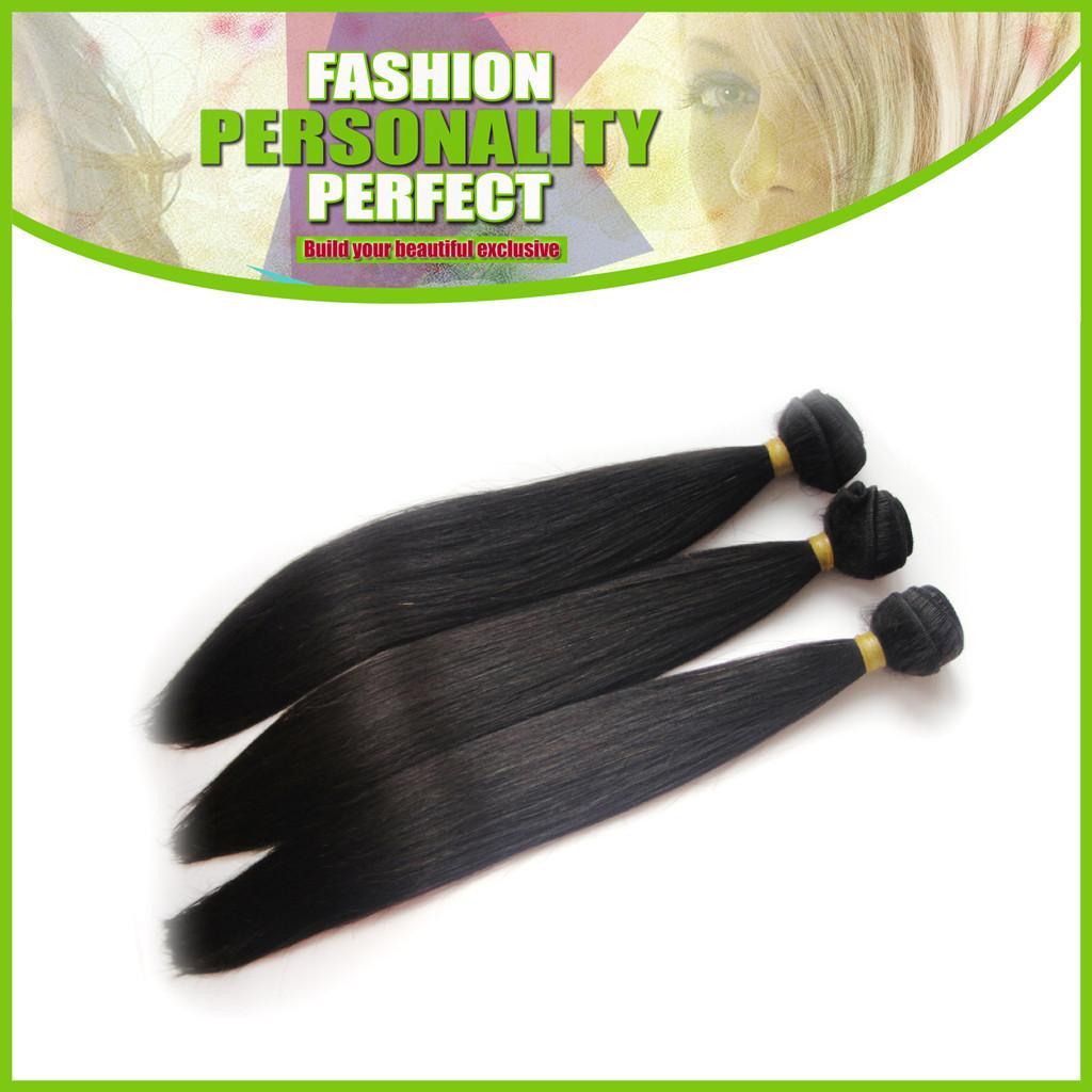 Бразильские волосы ткать Купить 3 шт. волосы получить один свободный кружева закрытие необработанные малайзийский Индийский перуанский монгольский человеческих волос расширение