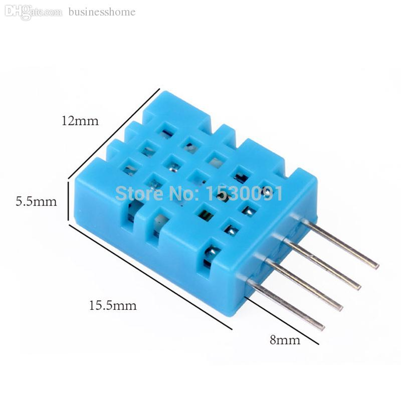 Wholesale-5pcs/lot High Quality DHT11 Digital Temperature and Humidity  Sensor For Arduino/Raspberry Pi DHT11 Humidity Sensor Replace SHT11
