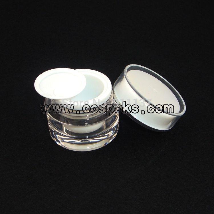 Compre Ja21 5ml Envases De Botellas Vacías Botellas De 10 Ml, 5g 10g ...