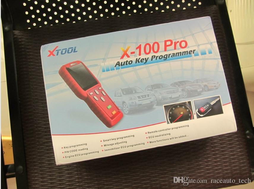 الأصلي X100 برو السيارات مفتاح مبرمج أداة أعلى جودة ضمان سنة واحدة أحدث نسخة لجميع السيارات