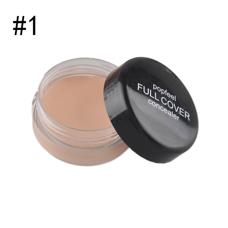 Concealer Facial Nautral Care Foundation Makeup Face Powered Cream Concealer VS Minerals Powder 0605023