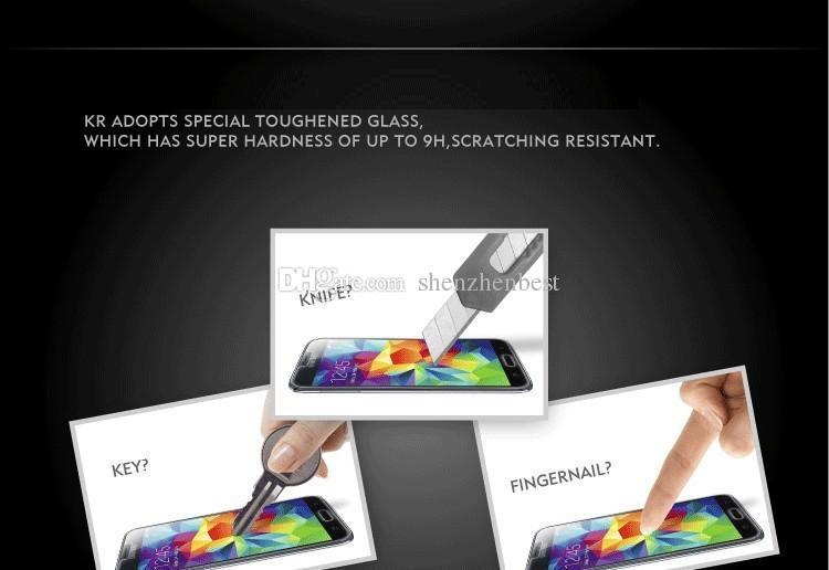 / Nouveau 0.3mm 2.5D 9H Protecteur D'écran En Verre Trempé Protecteur Anti-éclats Pour Samsung Grand Prime G5308W / G5309W Rapide Livraison Gratuite