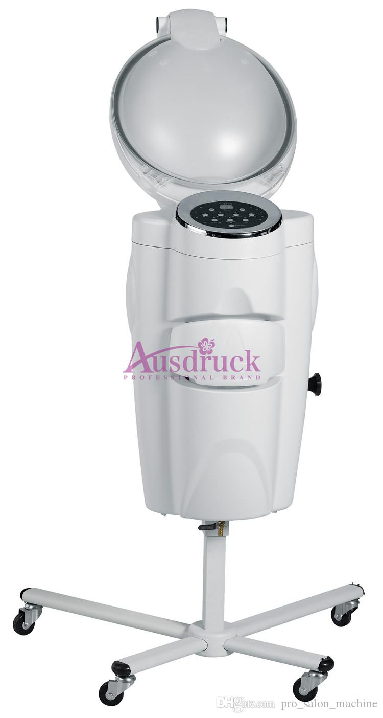 New Hair Care Equipment Ozone Mist Salon Styling Tools Ultrasonic Conditioning Hair treatment machine + Towel as gift
