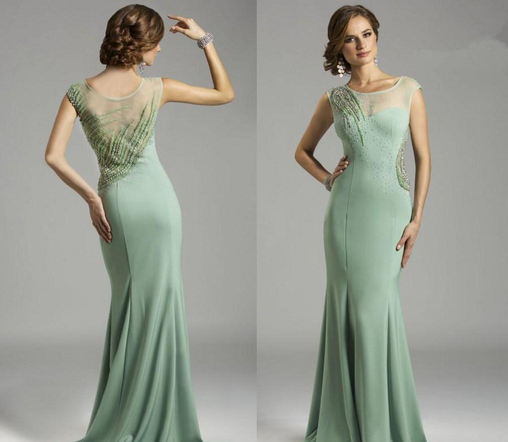 mint green dress for wedding | Wedding