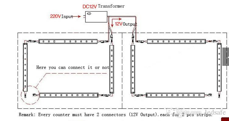 12V DC 0.5M 36leds 5050 SMD LED قطاع أضواء الصلبة بار المادة الصلبة مصباح SMD5050 الشرائط غير مقاوم للماء أضواء WW / CW 12 فولت CE روش