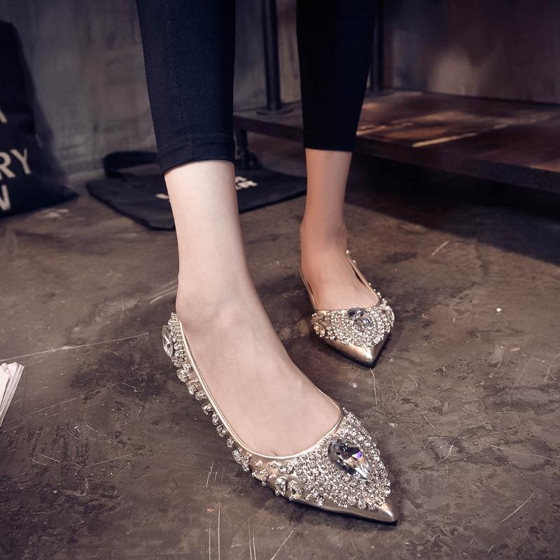 Cheap Silk Bridal Shoes Discount Red Bottoms