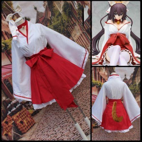 Japan Anime Infinite Stratos Cosplay Fox Miko Kimono Lolita French Maid Costume 80s Costumes Baby Costumes From Friendshop $36.19  Dhgate.Com & Japan Anime Infinite Stratos Cosplay Fox Miko Kimono Lolita French ...