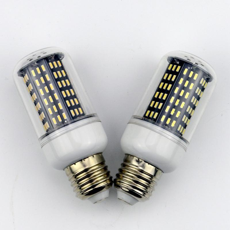 10x ultra helles E27 E14 GU10 G9 12W 18W 25W 30W 35W führte Birnen-Lichter SMD 4014 geführtes Mais-Licht AC 85-265V Lampen-Mais-Birne 360 Grad-Punkt-Licht