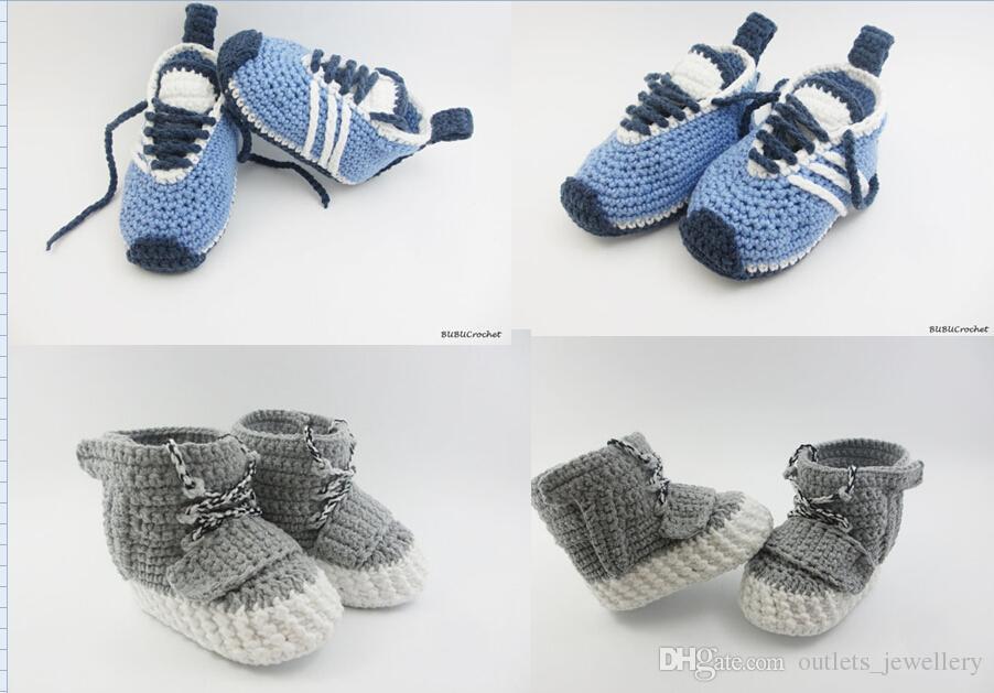 Compre ¡zapatos Casuales De Punto De Ganchillo 2015! Zapatillas De ...