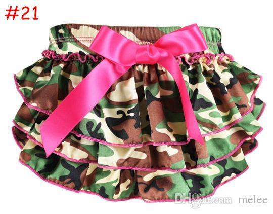 21 Muster Baby Rüschen Bloomers Petti Spitze Hosen Mädchen Rüschen Schlüpfer Unterhosen Bloomer Windel Abdeckungen für Weihnachtsferien
