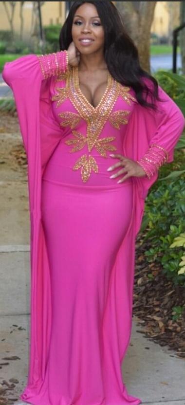 Pink Plus Size Formal Dresses – Fashion dresses
