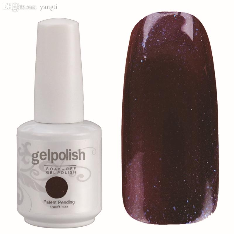 Wholesale Promotion 15ml Gelpolish 1027 Nail Salon Gel Uv Lamp Led ...