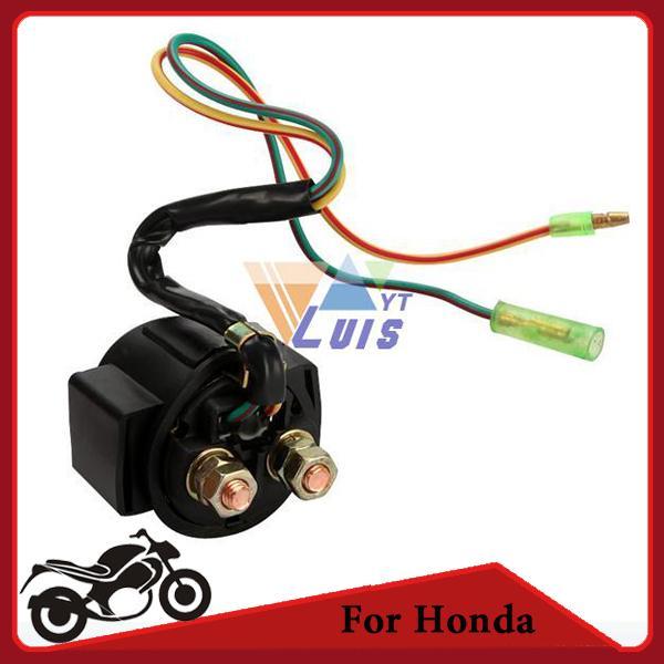 motorcycle starter solenoid relay for honda trx300ex trx250 trx400ex rh dhgate com