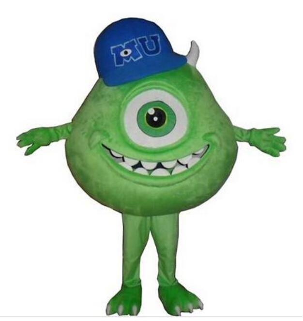 1 Eyed Cartoon Characters : Green cartoon characters with one eye ankaperla