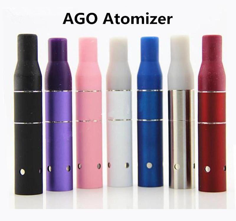 Cigarros eletrônicos eGo EVOD 3 em 1 starter Kit erva seca erva E-líquido Atomizadores MT3 AGO G5 globo de vidro Vaporizador vape canetas kits